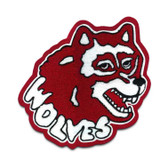 Wolf Mascot 3