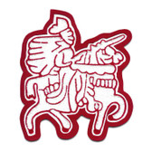Medieval Knight Mascot 2