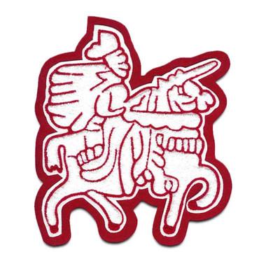 Medieval Knight Mascot 2