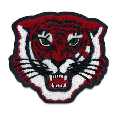 Tiger Mascot 1