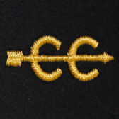 Cross Country Embroidered Swiss Insert