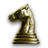 Chess Varsity Letter Pin