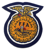 4 Inch Official FFA Patch