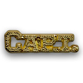 These team captain pins are an absolute necessity for those who have worked their way up to a leadership role.