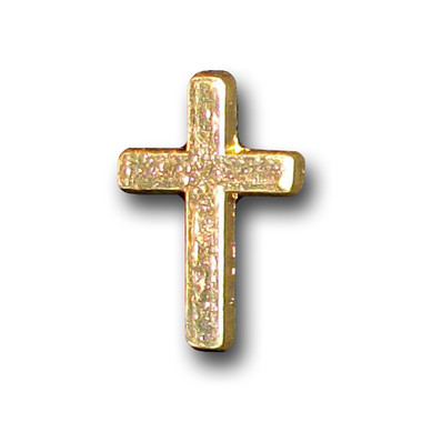 If you are in FCA Club or just want to show your Faith accent this Cross Varsity pin on your Varsity letter.