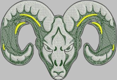 Ram Mascot 6
