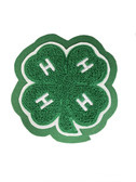 4 Inch 4-H Patch