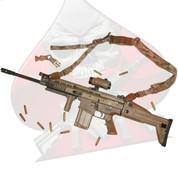 FN-SCAR URBAN-SENTRY Hybrid Sling Complete Kit