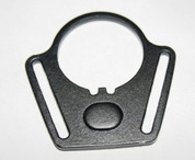 (CAR-A-2S) Double Slotted Sling Attachment End Plate for AR-15/M4 collapsible stocks