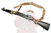 Springfield M1, M1A, & SOCOM-16 URBAN-SENTRY Hybrid Sling Complete Kit.