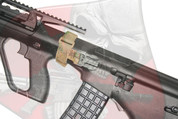 Ambidextrous adapter for Michrotech's STG 556.
