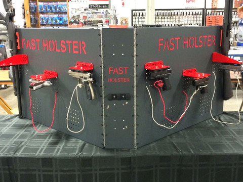 FAST Holster magnetic holster system