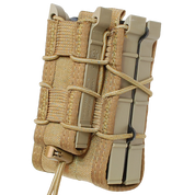 HSG X2RP Taco Double Rifle Single Pistol Magazine Pouch