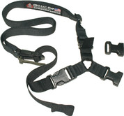 This is the US1 Hybrid Sling.  It is shown here configured into a dedicated Single Point Sling.