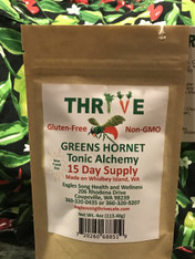 Greens Hornet Tonic Alchemy 4 oz