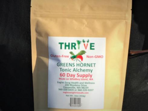 The Greens Hornet Tonic Alchemy