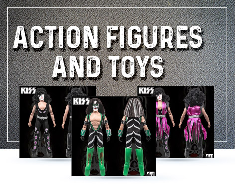 Action Figures and Toys