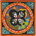 Rock and Roll Over Cover Patch