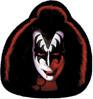 Gene Simmons Rubber Magnet M-0266-R