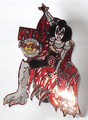 Hard Rock Cafe Citywalk Osaka 2006 Gene Simmons Dynasty Pin