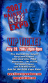 2007 Nashville KISS Expo VIP Ticket