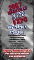 2007 Nashville KISS Expo Regular Admission Ticket