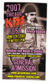 2007 Chicago KISS Expo Regular Admission Ticket