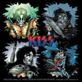KISS Psycho Circus Comic Sticker
