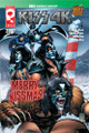 KISS 4K Comic Book Merry KISSmas 2007 Issue