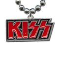 KISS Logo Choker Necklace