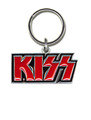KISS Red Logo Keychain