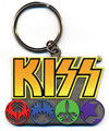KISS Icons Keychain