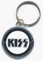 KISS Sawblade Keychain