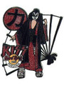 Hard Rock Cafe 05 Fukuoka Gene Simmons Kiss Robe Pin