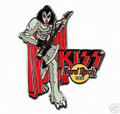 Hard Rock Cafe 2005 Dynasty Gene Simmons Pin