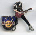 Hard Rock Cafe San Antonio 2006 KISS Ace Frehley Pin