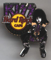 Hard Rock Cafe Sacramento 2006 KISS Paul Stanley Pin