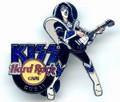Hard Rock Cafe Dubai 2006 KISS Ace Frehley Pin