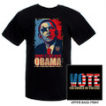 Vote KISS! You Choose Or You Lose Barak Obama Tshirt