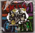 KISS Hard Rock Cafe Stage Pin Narita Tokyo