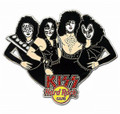 KISS Hard Rock Cafe Pin HILT 2006