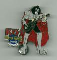 KISS Hard Rock Cafe London Casino Gene Simmons Pin