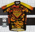 KISS Army Cycling Jersey Shirt