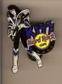 Hard Rock Cafe 2006 Bali Ace Frehley KISS Pin