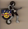 Hard Rock Cafe 2006 Nagoya Ace Frehley Kiss Pin