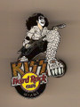 Hard Rock Cafe 06 Miami Gene Simmons Kiss Pin