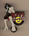 Hard Rock Cafe 06 Toronto Gene Simmons Kiss Pin