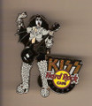 Hard Rock Cafe 06 Athens Gene Simmons Kiss Pin