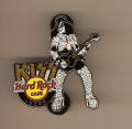 Hard Rock Cafe 06 Leeds Gene Simmons Kiss Pin