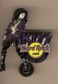 Hard Rock Cafe 06 Hong Kong Paul Stanley Kiss Pin
